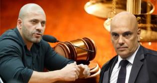 Preso ilegalmente, Daniel Silveira vai à Comissão Interamericana de Direitos Humanos contra Moraes