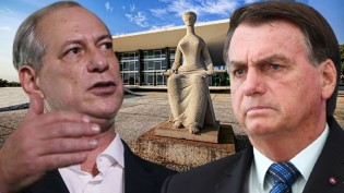 AO VIVO: Bolsonaro encara STF / Ciro parte para cima de Lula / Insegurança nas eleições (veja o vídeo)
