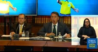 """Bolsonaro bate forte em todos que """"traíram"""" o voto impresso auditável: """"A quem interessa""""? (veja o vídeo)"""