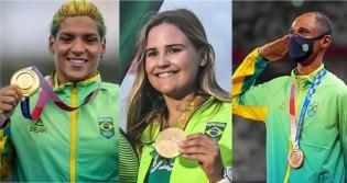 Sargento da Marinha conquista 4° medalha de ouro para o Brasil em Tóquio