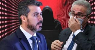 """Marcos Rogério faz revelação bombástica e denuncia vazamento de """"conteúdo sigiloso"""" na CPI (veja o vídeo)"""