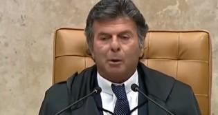 URGENTE: Fux reage forte, faz discurso 'ameaçador' e cancela reunião entre Poderes (veja o vídeo)