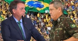 "Bolsonaro revela segredo assombroso sobre facada e faz ""pacto para garantir a liberdade"" com General Braga Netto (veja o vídeo)"