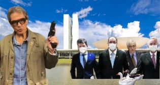 Jefferson diz exatamente o que pensa sobre Aziz, Renan, Randolfe e Otto Alencar (veja o vídeo)