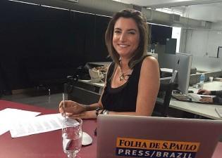 Repórter da Folha, autora de matéria sobre disparos de WhatsApp, é derrotada na justiça por Allan dos Santos
