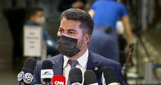 """Marcos Rogério escancara o """"surto"""" de senadores com desfile militar (veja o vídeo)"""
