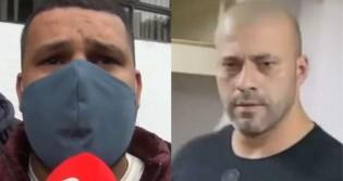 Terrorista solto e Daniel Silveira preso: Onde está a democracia? Onde está a Justiça? (veja o vídeo)