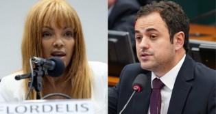 """Deputado que chamou Moro de """"juiz ladrão"""" vota a favor de Flordelis e pateticamente tenta """"justificar"""" insensatez"""