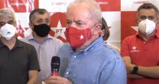 """Lula ataca militares, acusa Forças Armadas de corrupção e diz que coronéis formam """"quadrilhas"""" (veja o vídeo)"""