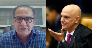 """Malafaia diz que Moraes mentiu e se tornou o maior """"garoto-propaganda"""" de 7 de setembro (veja o vídeo)"""