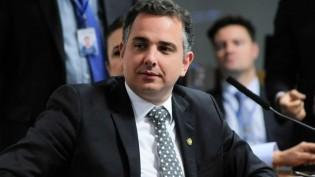 """Pacheco se acovarda e ignora pedido de impeachment de Moraes: """"Não antevejo fundamentos"""""""