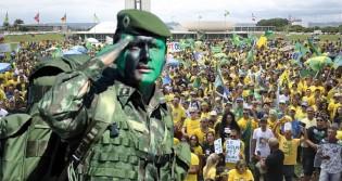 Generais do Clube Militar dão aviso e estarão nas ruas dia 7, ao lado do povo