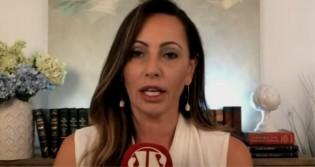 """Ana Paula Henkel diz que a ruptura já aconteceu e que vivemos uma """"Ditadura da Toga"""" (veja o vídeo)"""