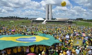 Brasília vai ferver dia 7: Caravanas de todo o Brasil no DF
