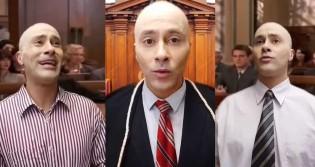 """Canal de humor causa polêmica com vídeo onde """"Alexandre"""" é o juiz, o promotor, o júri e a vítima (veja o vídeo)"""