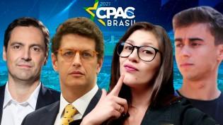 Unidos pela liberdade do Brasil: CPAC 2021 revela a face da nova direita (Veja o vídeo)