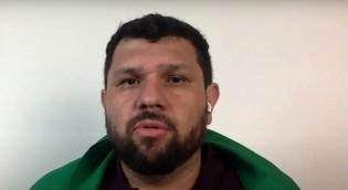 URGENTE: Acaba de ser revogada a prisão de Oswaldo Eustáquio