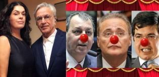 """Ex-mulher de Caetano produzirá cerimônia de encerramento da """"CPI do circo"""""""