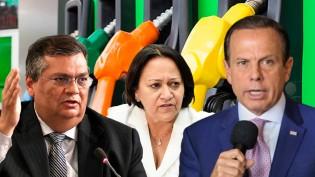 Exclusivo: Deputado denuncia sabotagem dos governadores para aumentar preço dos combustíveis (veja o vídeo)