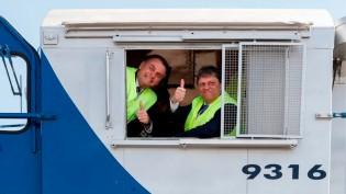 """O Brasil nos trilhos e o silêncio da """"velha mídia"""": Governo investe bilhões em parcerias para construir ferrovias (veja o vídeo)"""