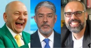Globo acusa, não prova e tem resposta avassaladora de Luciano Hang e Allan dos Santos