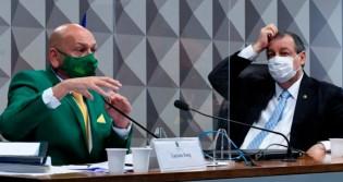 Até a velha imprensa se rende a Luciano Hang, o maior 'tiro no pé' da CPI dos Horrores