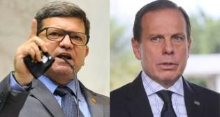 """""""Doria é um cadáver político"""", afirma Major Mecca (veja o vídeo)"""