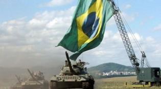 Forças Armadas preparam o maior exercício militar do País