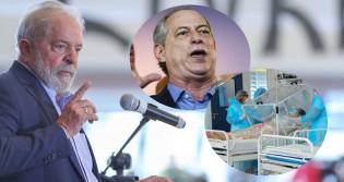 """Em """"briga"""" com Ciro, Lula zomba de vítimas da COVID (veja o vídeo)"""