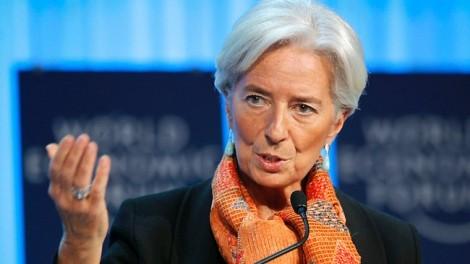 Diretora-gerente do FMI diz que corte no orçamento é demonstração de coragem