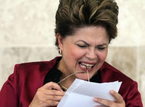 Terror no Planalto: Pesquisa mostra aprovação de Dilma abaixo de dez pontos percentuais