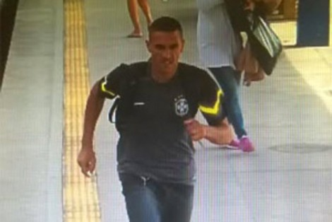 Polícia prende assaltante de trem do Rio de Janeiro