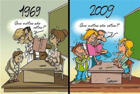 É pela educação, mais do que pela instrução, que se transformará a humanidade