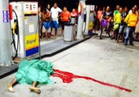 Quem matou o assaltante do posto em Teresina?