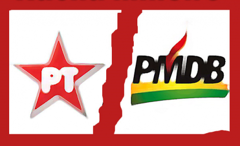 Embate entre PT e PMDB: O pior é o empate