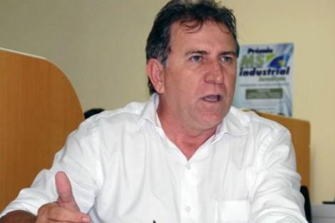 Edson Giroto recebe nova visita da polícia, desta vez com mandado de prisão