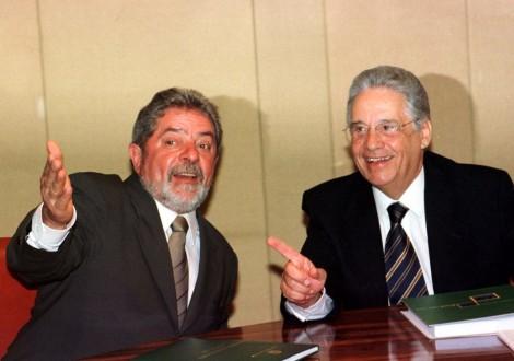 As amantes dos ex-presidentes