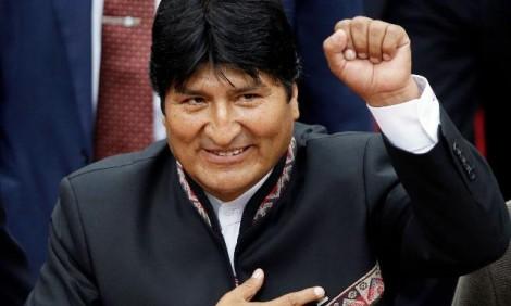Evo também recebe 'não' na Bolívia