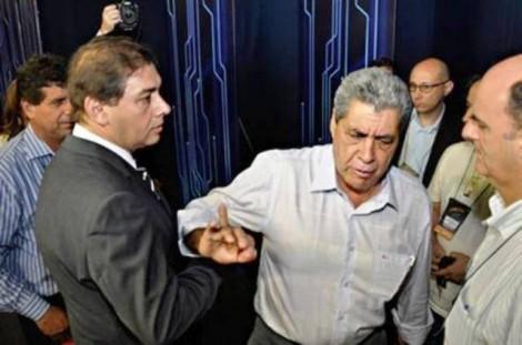 O embate entre André e Bernal no Fórum de Campo Grande
