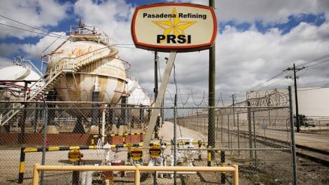 Brasileiro visita refinaria de Pasadena e encontra abandono e sucata (veja o vídeo)