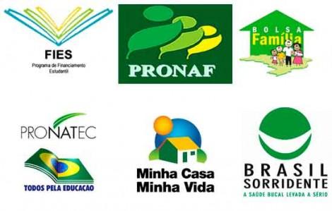 Números desmentem discurso de Dilma de proteção aos programas sociais