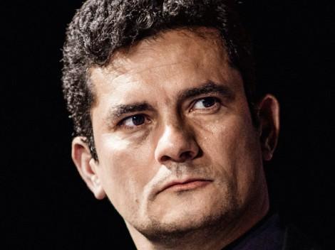 Leitor pede 'Sérgio Moro presidente'
