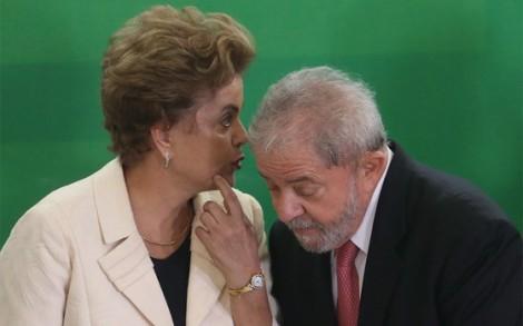Dilma cai e população espera que cerco se feche em torno de Lula