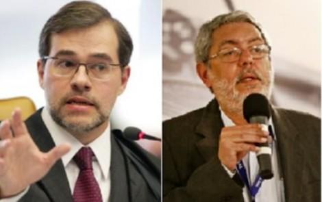 O próprio Toffoli dá o golpe de misericórdia em último petista do governo