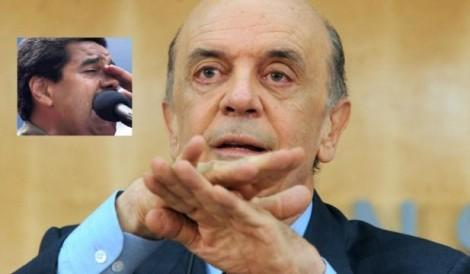 Finalmente Serra consegue a adesão de todos os países fundadores do Mercosul contra Maduro