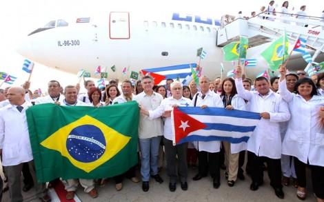 Mais médicos, menos Cuba