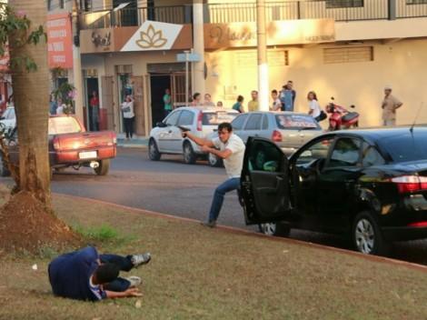 Crime em Goiás não foi político (veja o vídeo)