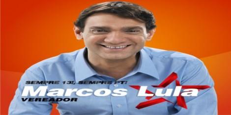 Filho de Lula, candidato a vereador em São Bernardo, é fragorosamente derrotado