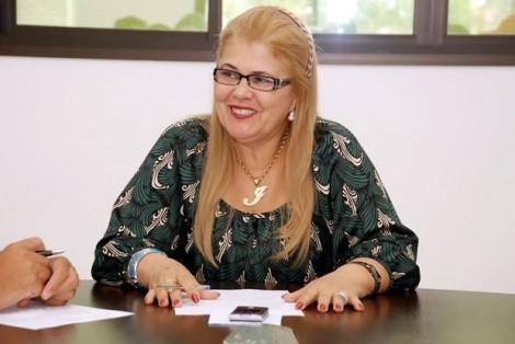 Laudo da PF sacramenta a denúncia e Ilda 'peito de ouro' Machado fatalmente será cassada