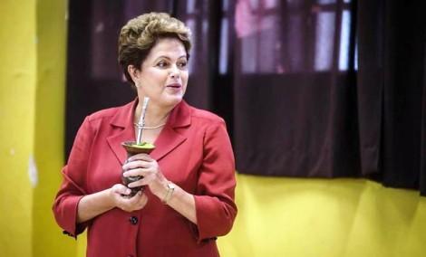 A pacata vida de dona Dilma